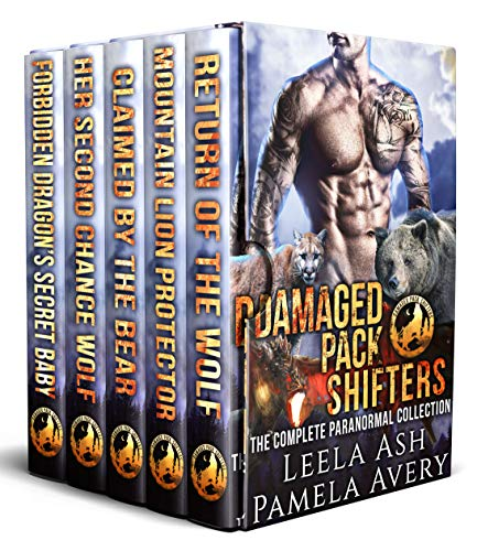 Damaged Pack Shifters: The Complete Paranormal Collection Leela Ash and Pamela Avery