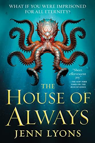 The House of Always (A Chorus of Dragons Book 4) Jenn Lyons