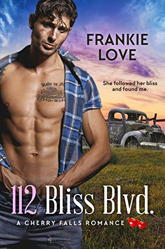 112 Bliss Blvd. (A Cherry Falls Romance Book 2) Frankie Love