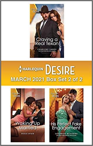 Harlequin Desire March 2021 - Box Set 2 of 2 Charlene Sands , Reese Ryan, et al.