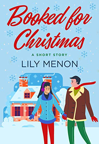 Booked for Christmas Lily Menon