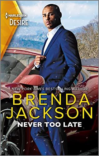 Never Too Late Brenda Jackson