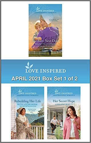 Harlequin Love Inspired April 2021 - Box Set 1 of 2: An Anthology Vannetta Chapman, Ruth Logan Herne, et al.