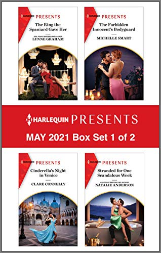 Harlequin Presents - May 2021 - Box Set 1 of 2 Lynne Graham, Clare Connelly , et al