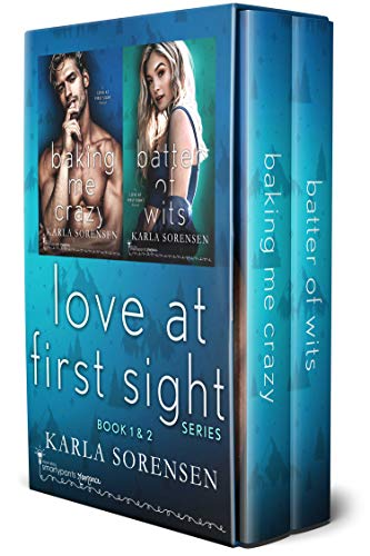 The Love at First Sight Box Set Smartypants Romance and Karla Sorensen