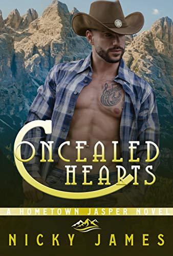 Concealed Hearts (A Hometown Jasper Novel Book 4) Nicky James