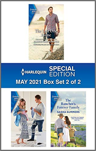 Harlequin Special Edition May 2021 - Box Set 2 of 2 Christine Rimmer, Cathy Gillen Thacker, et al.