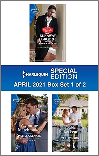 Harlequin Special Edition April 2021 - Box Set 1 of 2 Lynne Marshall, Melissa Senate , et al