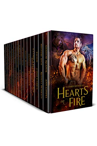 Hearts on Fire: A Charity Anthology Ann Gimpel , Liza Street , et al.