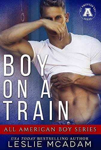 Boy on a Train Leslie McAdam