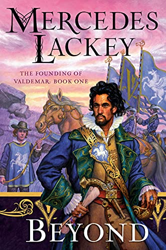 Beyond (The Founding of Valdemar Book 1) Mercedes Lackey