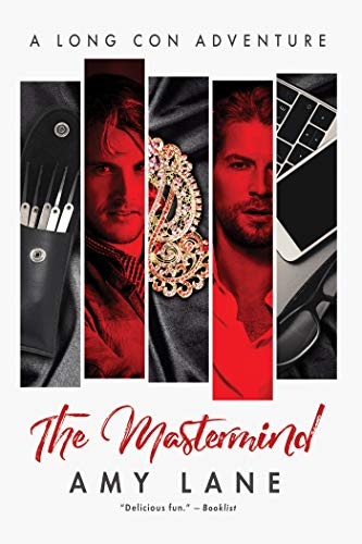 The Mastermind (The Long Con Book 1) Amy Lane