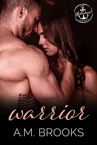 Warrior: A Salvation Society Novel A.M. Brooks and Salvation Society