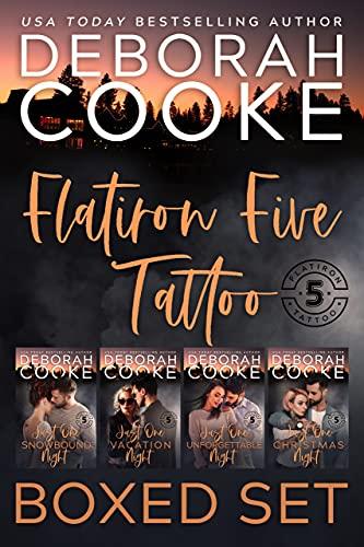 Flatiron Five Tattoo Boxed Set Deborah Cooke