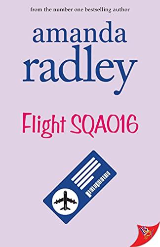 Flight SQA016 Amanda Radley