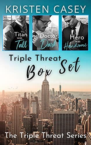 The Triple Threat Box Set Kristen Casey