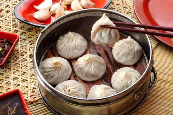 上海美食:南翔小籠包 - 美食之旅