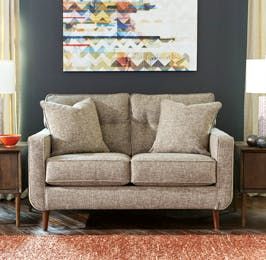 high end living room furniture fabric accent chairs quality star of texas sofas loveseats