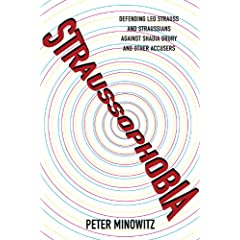 Straussophobia a book by Peter Moniwitz