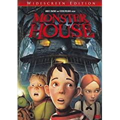 Monster House DVD