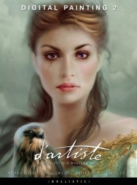 d'artiste Digital Painting 2: Digital Artists Master Class
