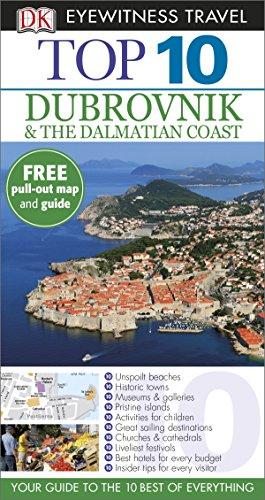 DK Eyewitness Top 10 Travel Guide: Dubrovnik & the Dalmatian Coast
