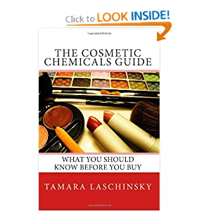 book on chemicals and cosmetics