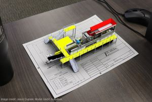 Manufacturing CAD Services ECAD Inc
