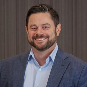 Vice President Headshot Chris Myers