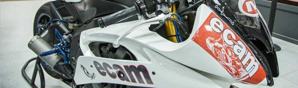 Moto Ecam