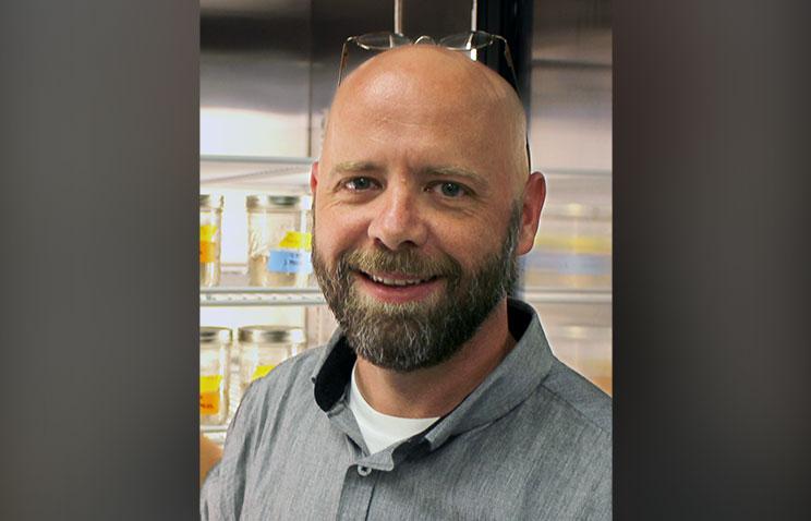 Heath Blackmon, Oregon State University Ecampus environmental sciences graduate and assistant professor at Texas A&M University