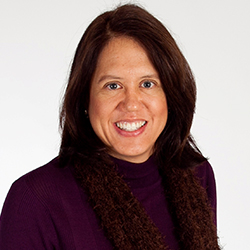 Headshot of Kuuipo Walsh, the director of Oregon State University's geographic information science program