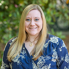"""""""I love the people I get to work with! All of us have the common goal of providing prospective and current students the best experience possible. It is awesome to work with a team that continues to be innovative in the ways we serve our students,"""" Melissa says."""