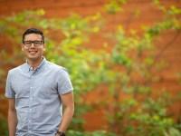 Eddie Rodriguez, student success coach for Oregon State University Ecampus