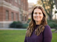 Portrait of Marleigh Perez, director of student success for Oregon State University Ecampus