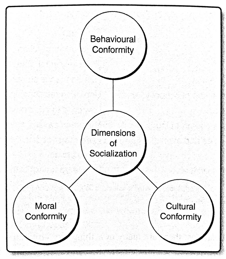 Socialization in the Schooling Process