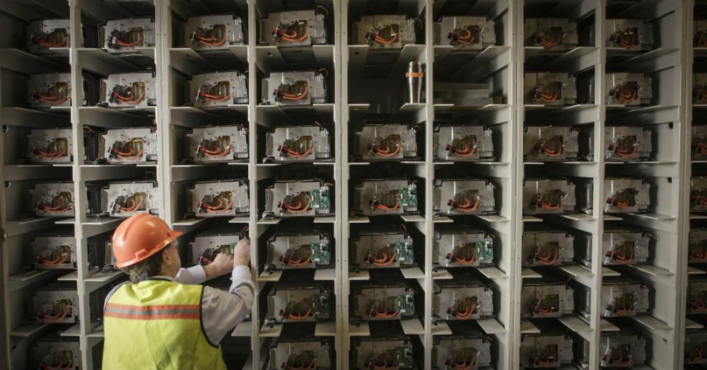 Yellowstone Toyota Hybrid Batteries