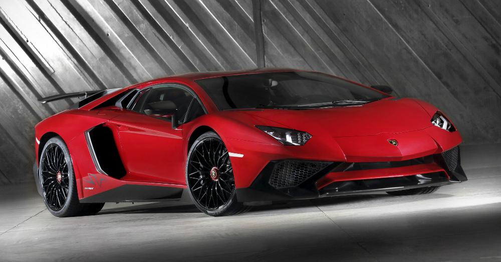 01.02.16 - Lamborghini Aventador LP 750-4 Superveloce