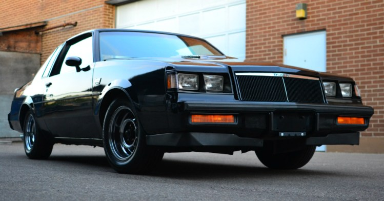 01.12.16 - 1987 Buick Grand National GNX