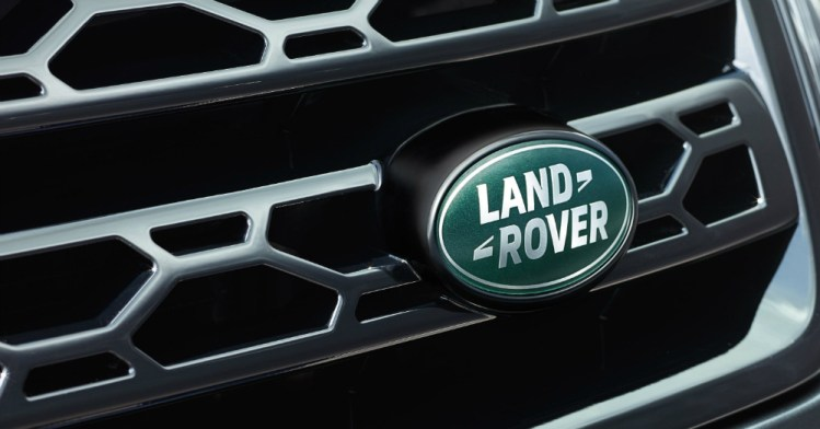 02.12.16 - Land Rover Logo