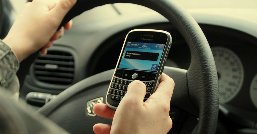 Texting and Driving: Not worth the risk