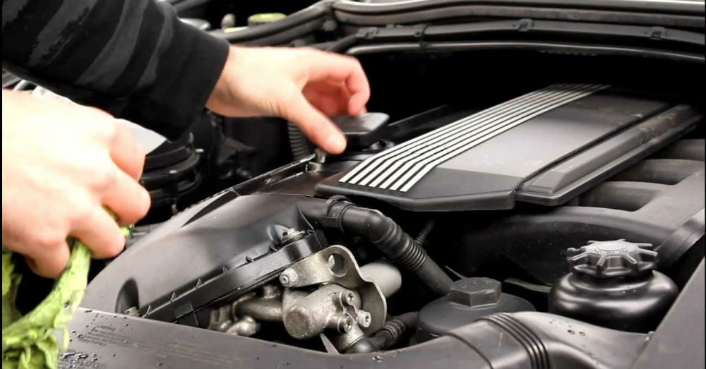 Spring Maintenance for Your Car.