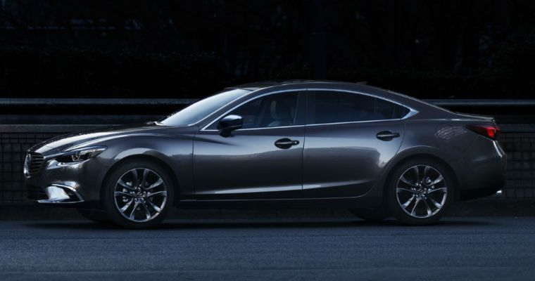 This is the Car You Want to Drive: Mazda6