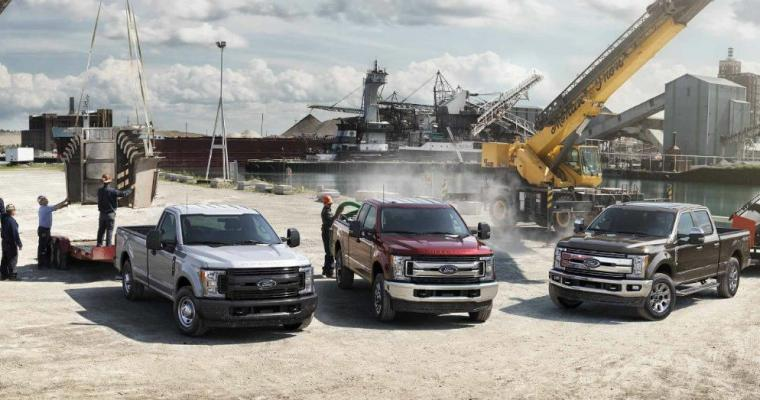 More of the Power You Want in Your Ford Super Duty