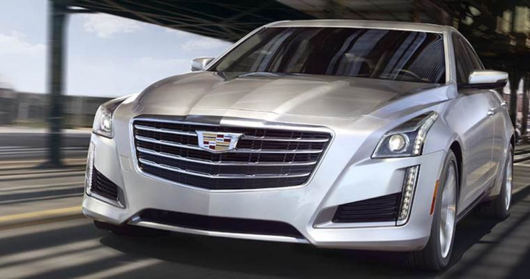 The Cadillac CTS has what You Want