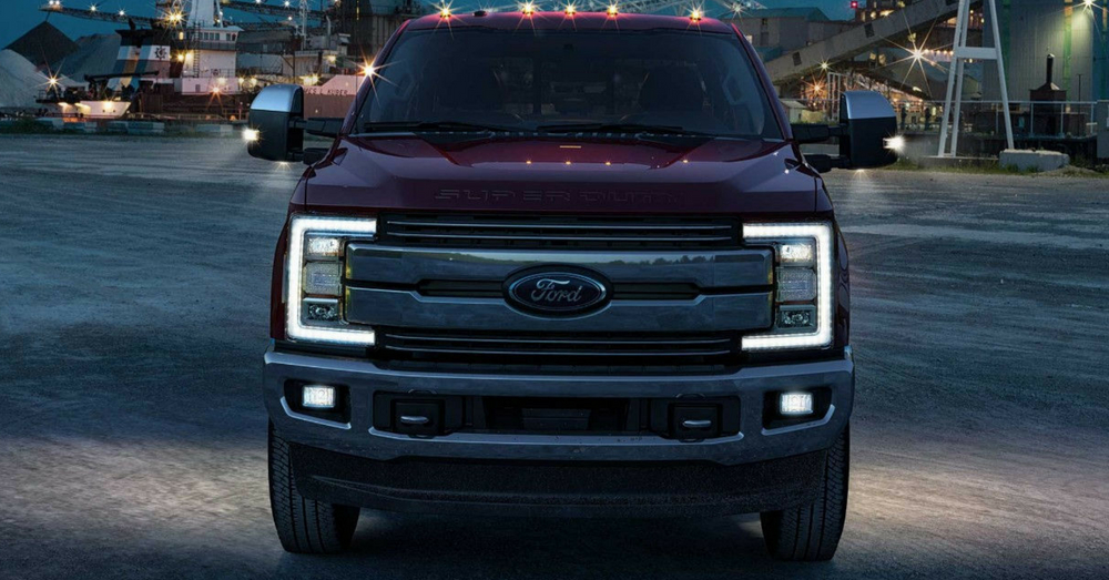 Getting Everything You Need in the F-Series Super Duty Trucks