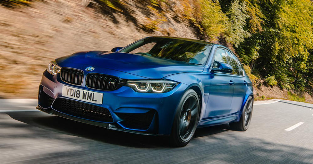 Excitement on the Road With the New BMW M4 CS