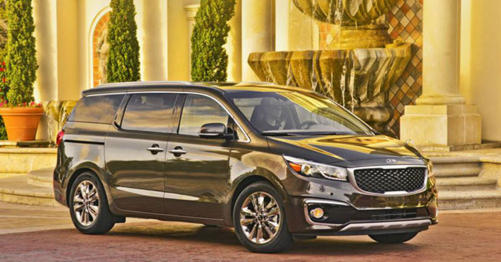 Your Family is Going to Love the Kia Sedona