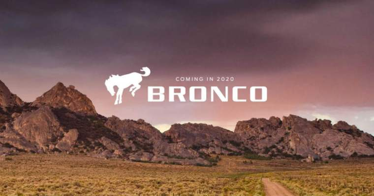 Bronco – A Special Blast from the Past