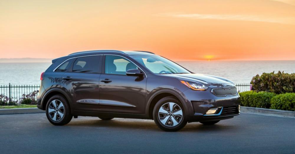 The Kia Niro EV Adds More to the EV Market